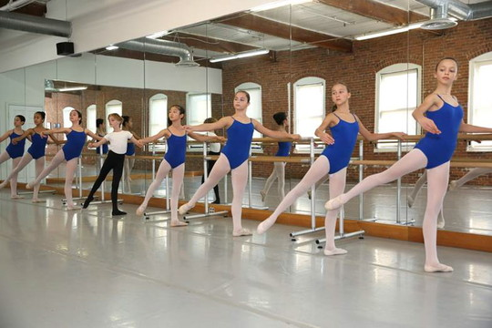 Auditions for the Greenwich Ballet Academy spring semester will be held on Jan. 11. Photo Credit: Contributed