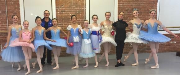GBA Ballet Class