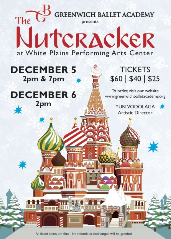 GBA Nutcracker Ballet December 2015