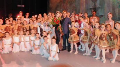 GBA Now Accepting Applications for Summer and Fall 2014 Ballet Classes