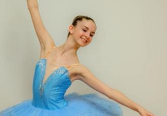 Local Girl Dances with Bolshoi