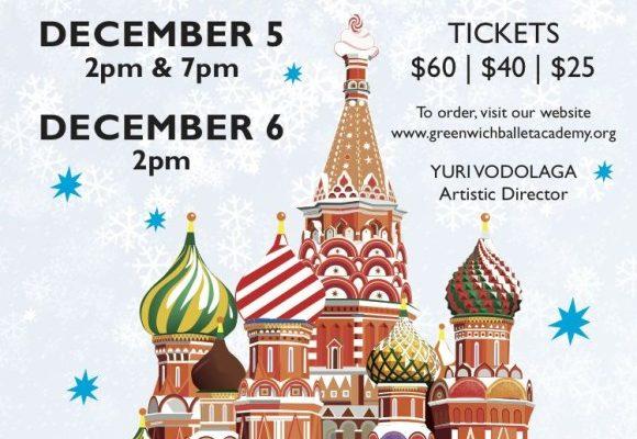 GBA Nutcracker Ballet 2015 Performance Tickets – On Sale NOW!