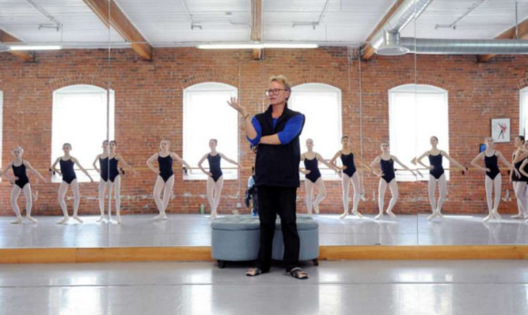 "Greenwich Ballet Academy Director Offers ""My heart and my soul"""