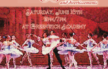 GBA Annual June 2017 Gala Ballet Performance Tickets Now On Sale!
