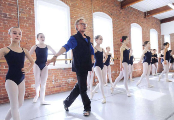 Register Now for Fall Ballet Classes!