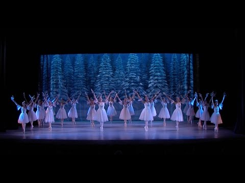 Excerpts from GBA's 2015 Nutcracker Ballet Performance
