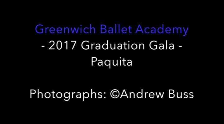 Photos from GBA's June 2017 Graduation Gala Ballet Performance
