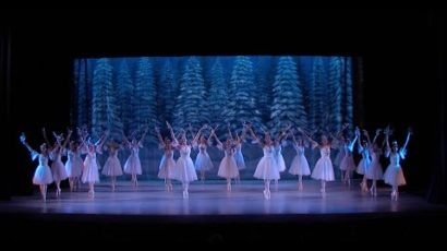 Greenwich Ballet Academy – Nutcracker Ballet Performance 2015 Excerpts