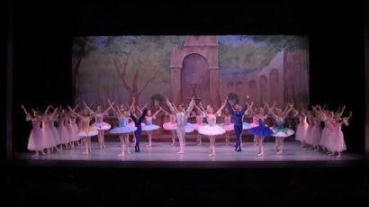 Greenwich Ballet Academy – Sleeping Beauty Ballet Gala Excerpts 2016