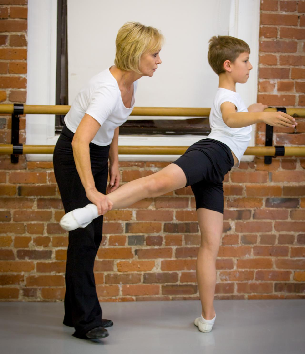 gba summer intensive ballet program