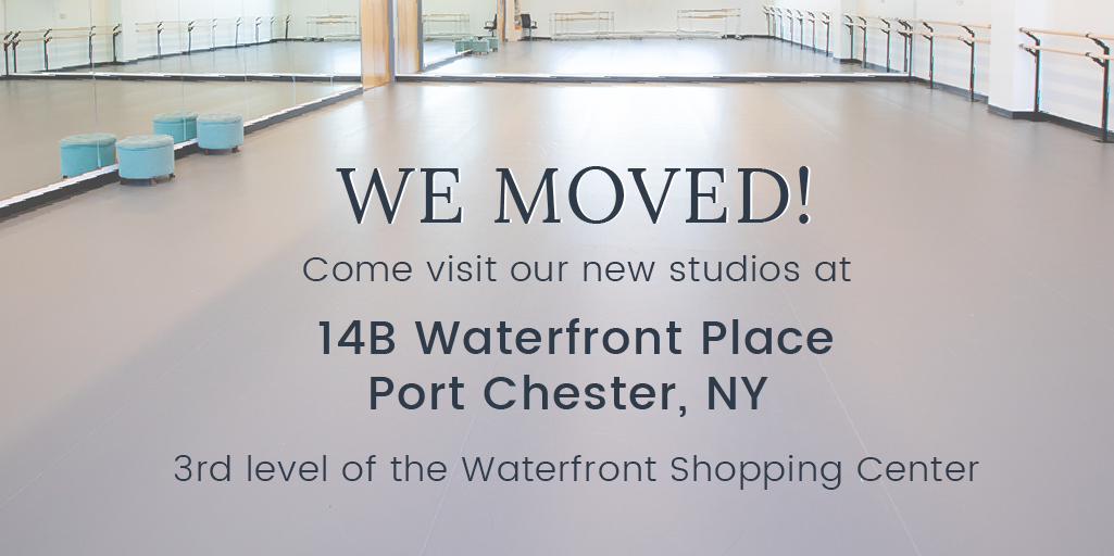GBA New Ballet Studios Moved Port Chester