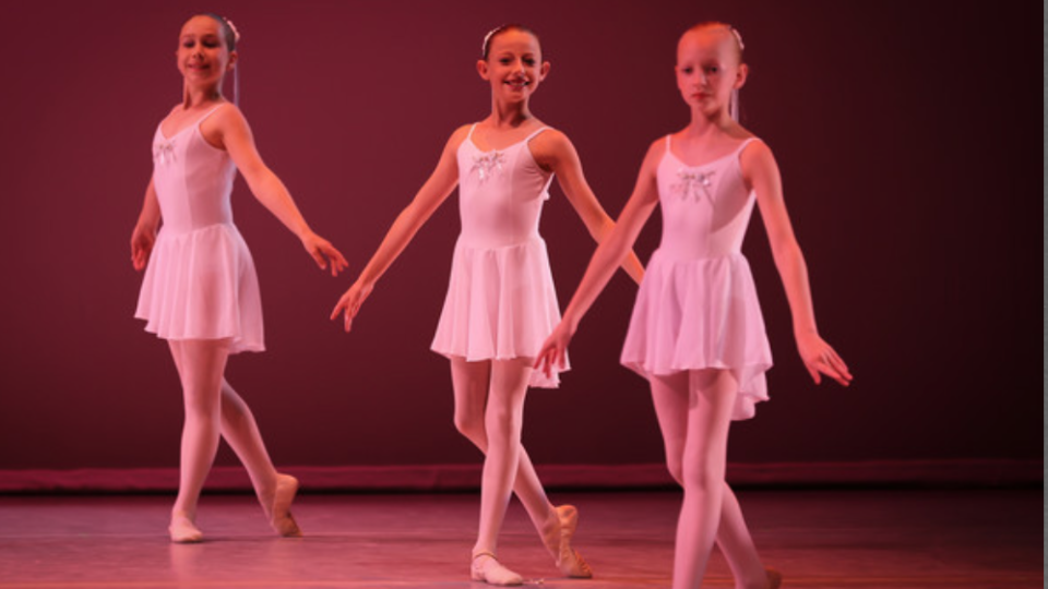 Lower School Ballet Instruction Greenwich Ballet Academy