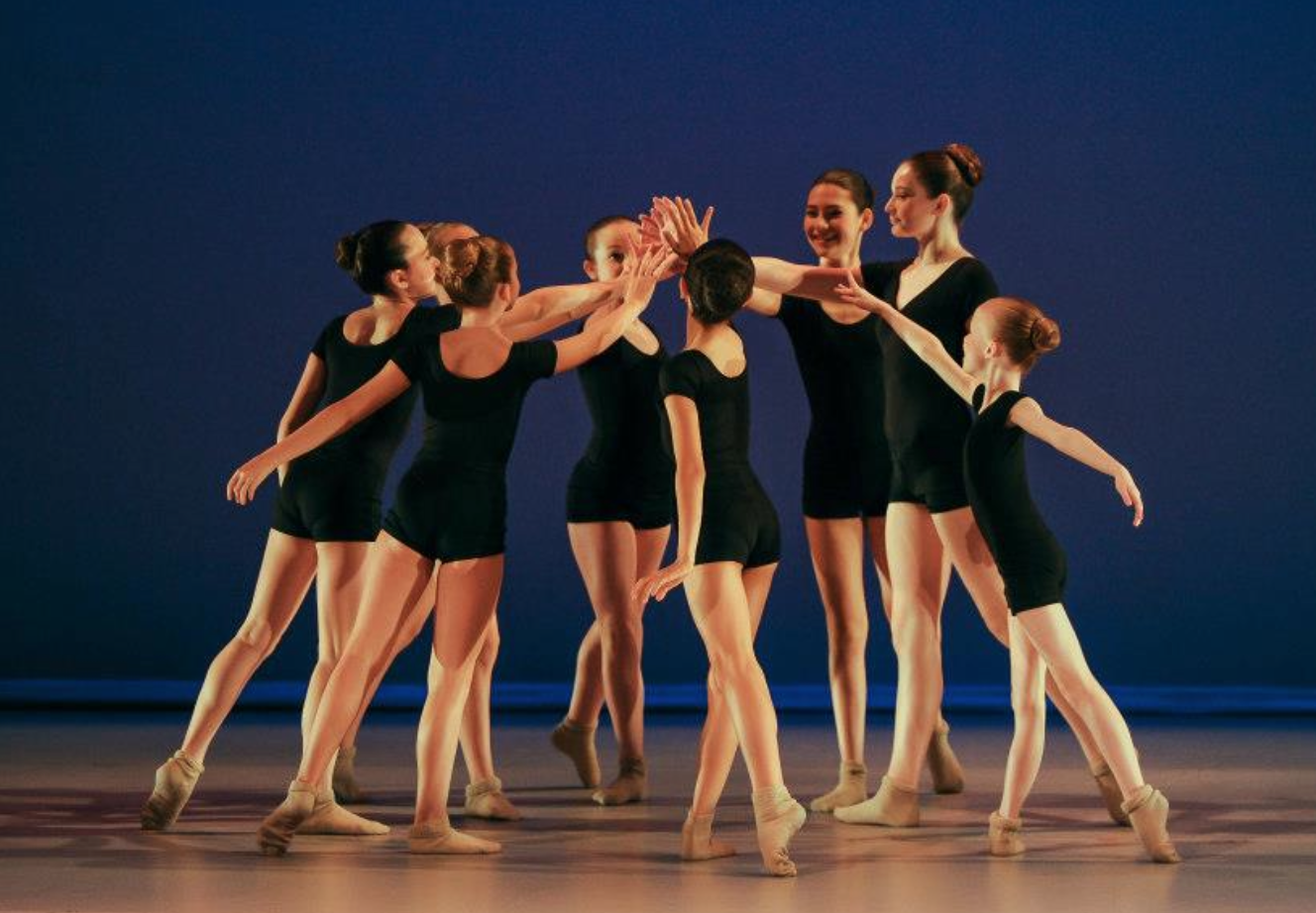 Upper School Ballet Instruction - Greenwich Ballet Academy