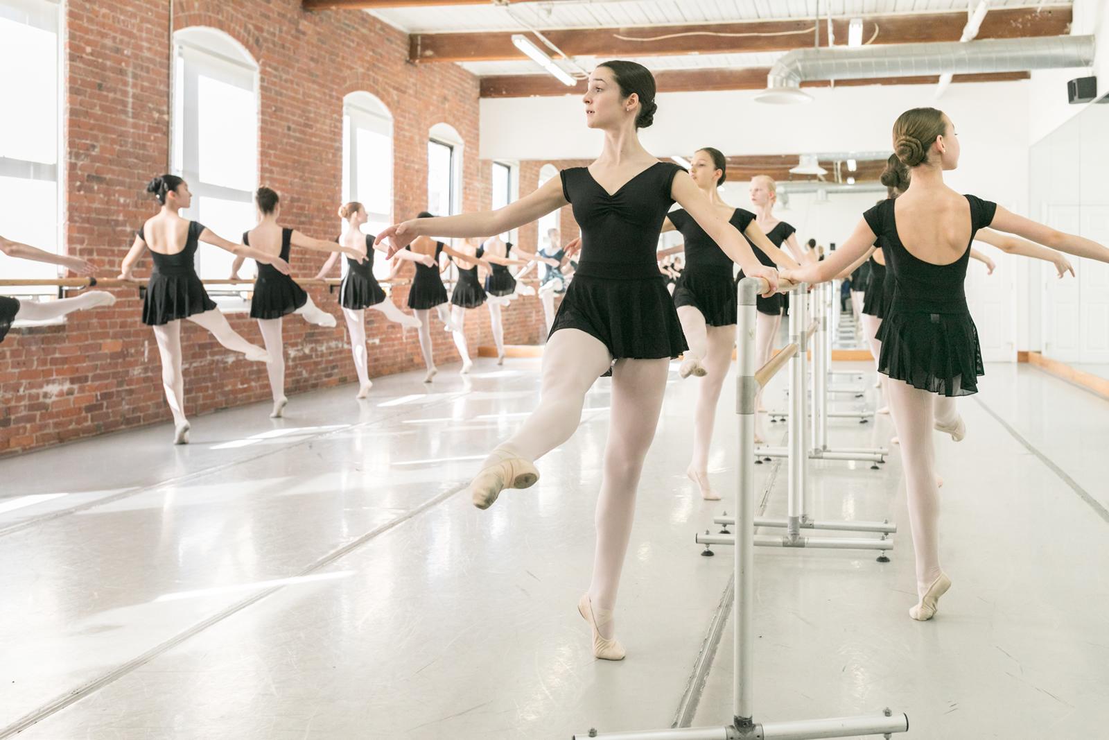 Greenwich Ballet Academy teaches classical ballet instruction