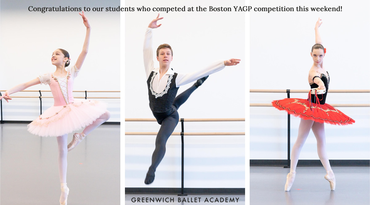 GBA Boston YAGP Competition