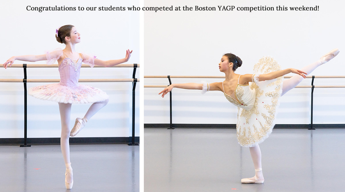 GBA Ballet Boston YAGP Competition
