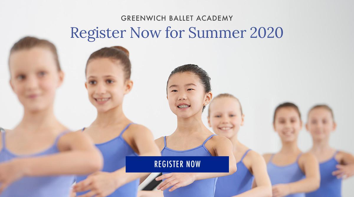 GBA Summer Ballet Intensives Registration