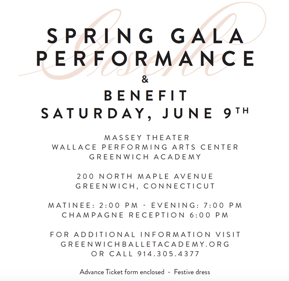 GBA Spring 2018 Gala Ballet Performance Giselle