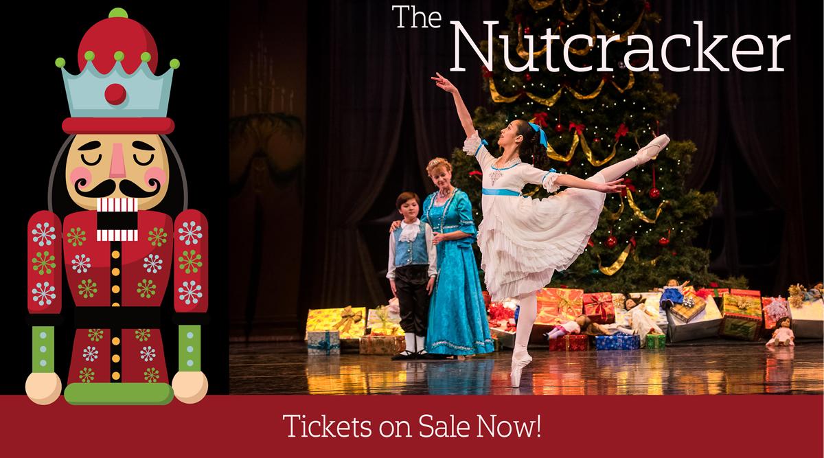 Gba Nutcracker Ballet 2019 Performance Tickets On Sale Now Greenwich Ballet Academy