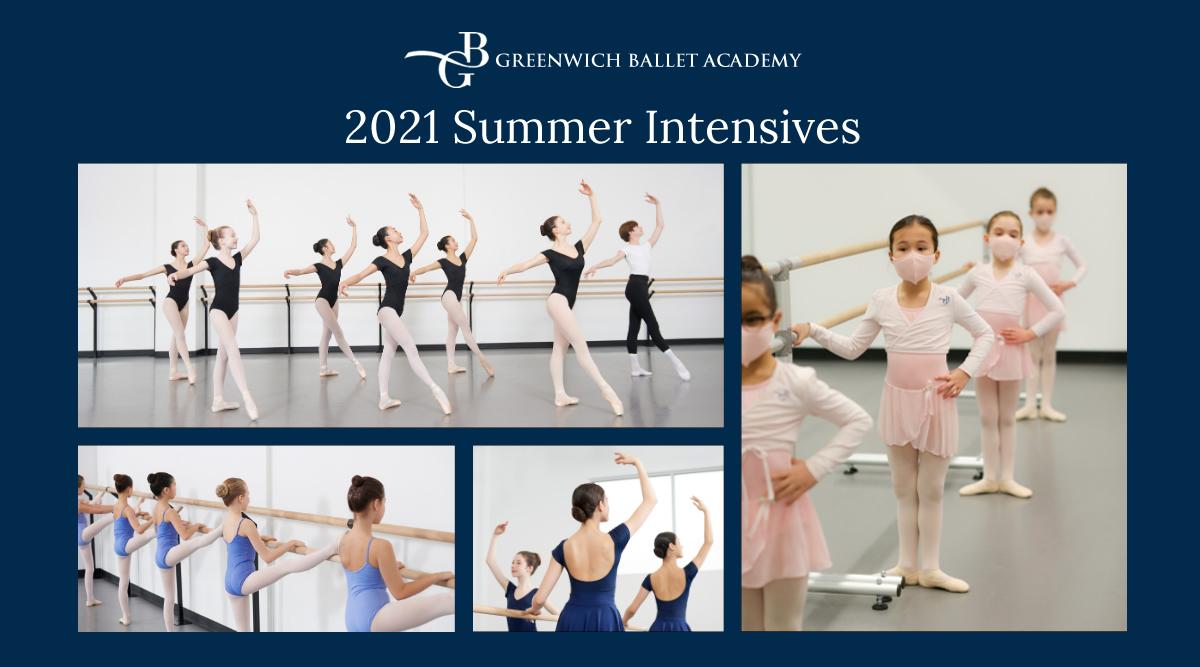 GBA Summer Ballet Intensives 2021